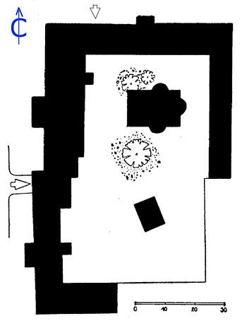 bulgariancastrles s.zlatovruh kula v arapovoski manastir 1